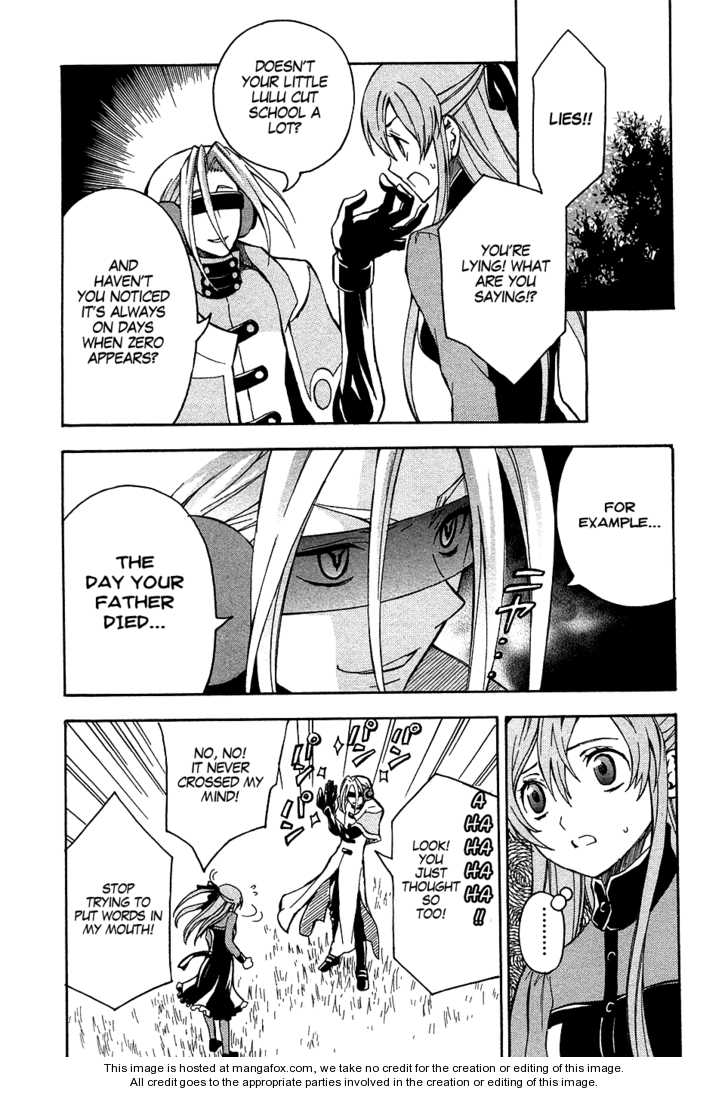 Code Geass: Lelouch of the Rebellion 10 Page 3