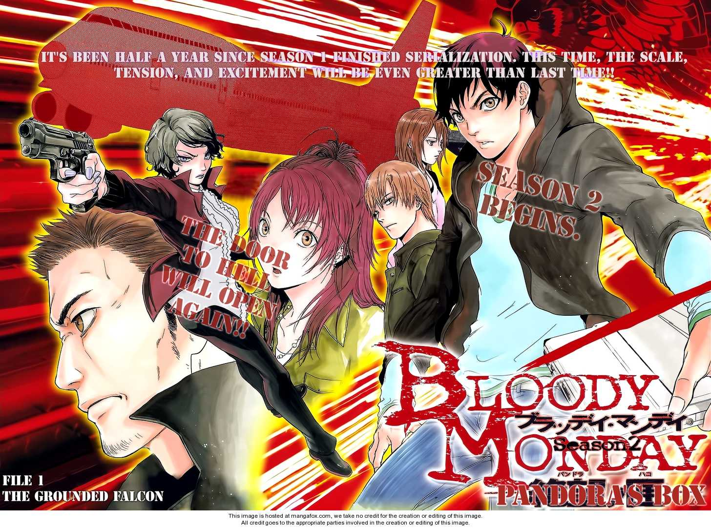 Bloody Monday Season 2 1 Page 2