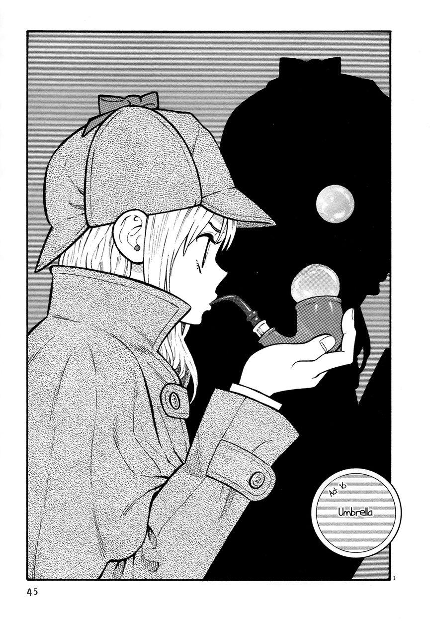 Kyou no Asuka Show 16 Page 1