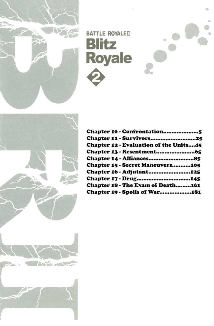 Battle Royale 2: Blitz Royale 10 Page 3
