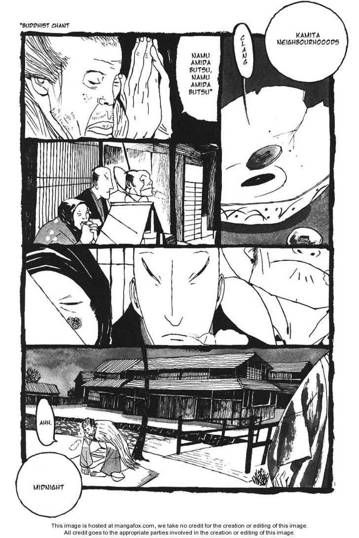 Takemitsu Zamurai 13 Page 1