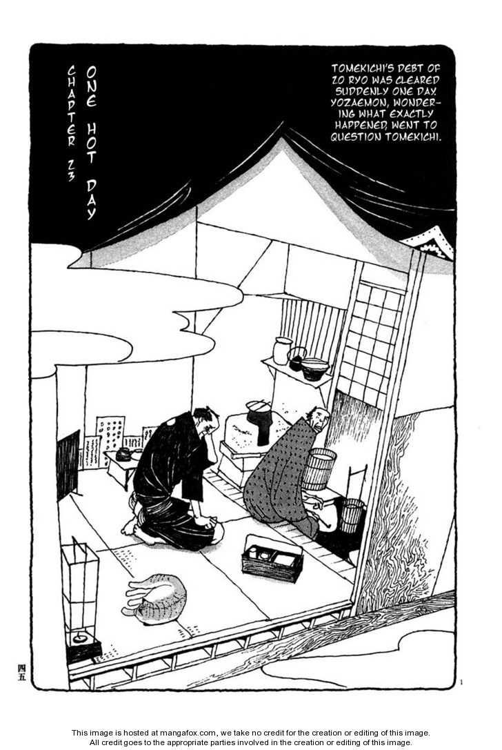 Takemitsu Zamurai 23 Page 1