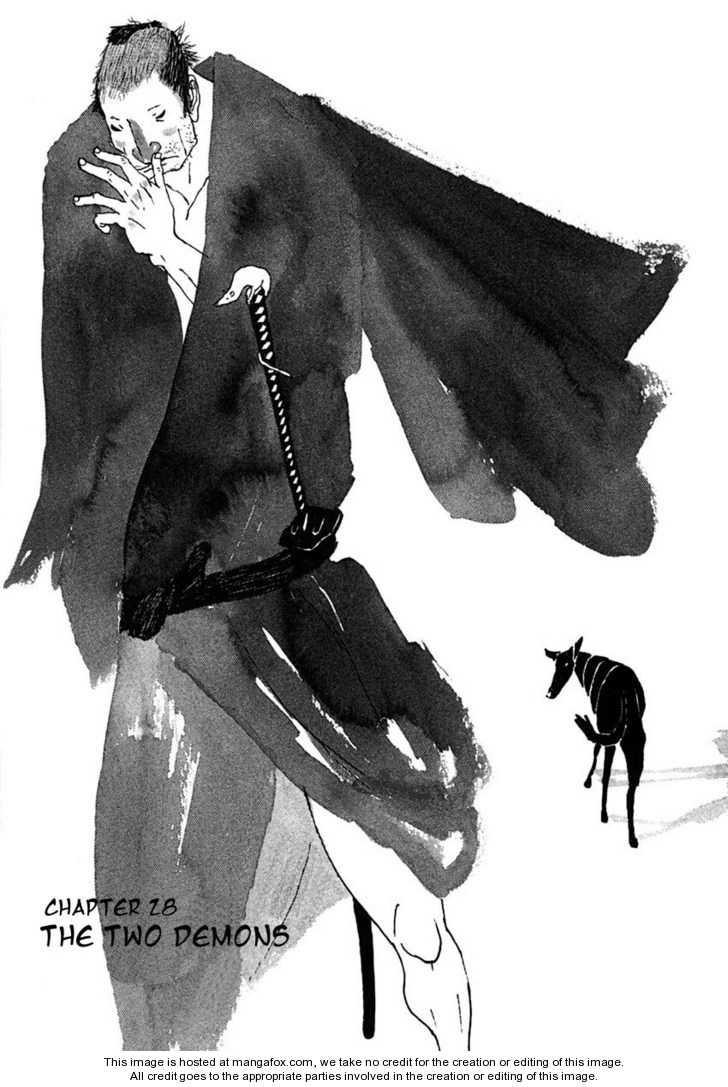 Takemitsu Zamurai 28 Page 1