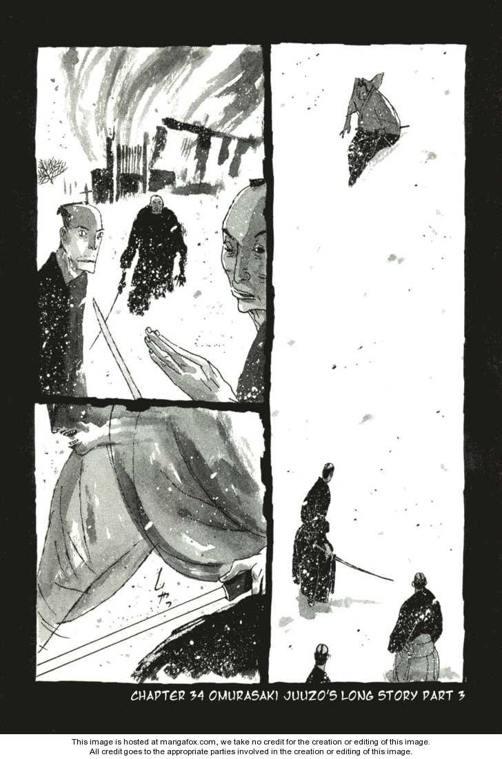 Takemitsu Zamurai 34 Page 1