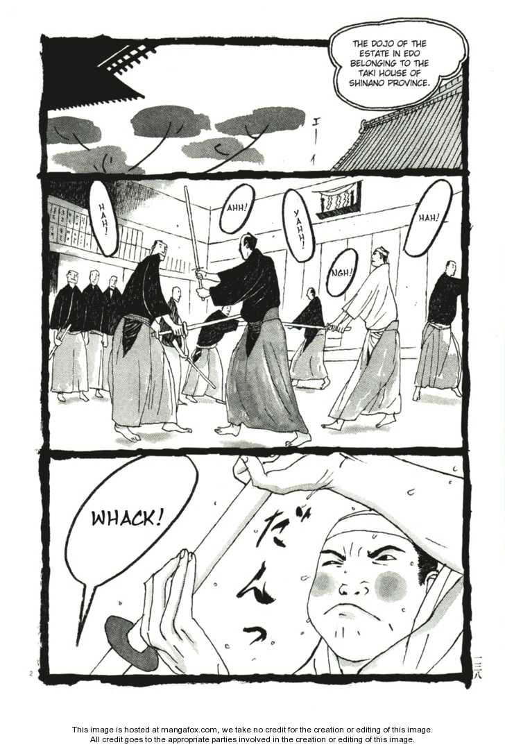 Takemitsu Zamurai 38 Page 2