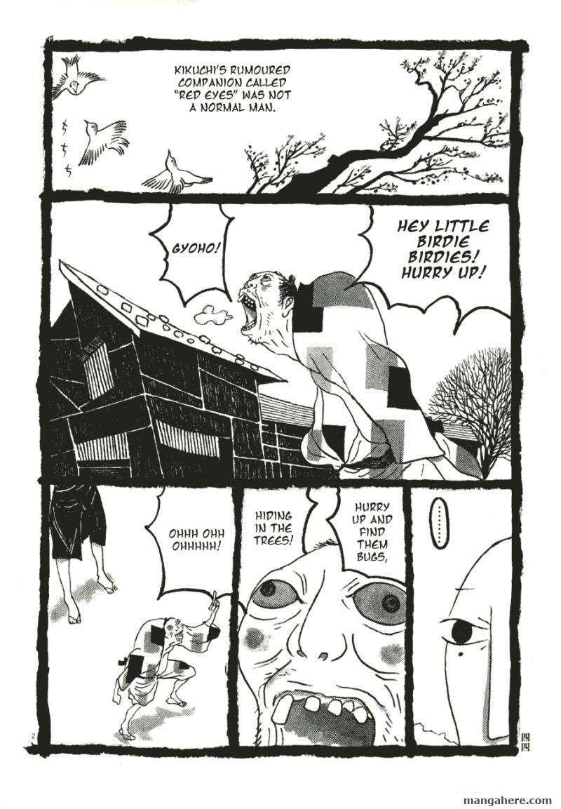 Takemitsu Zamurai 53 Page 2