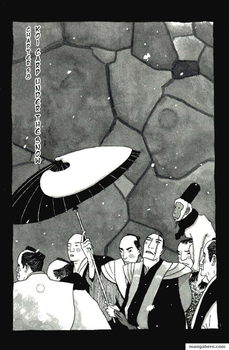 Takemitsu Zamurai 58 Page 1