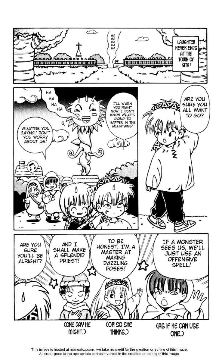 Mahoujin Guru Guru 6 Page 2