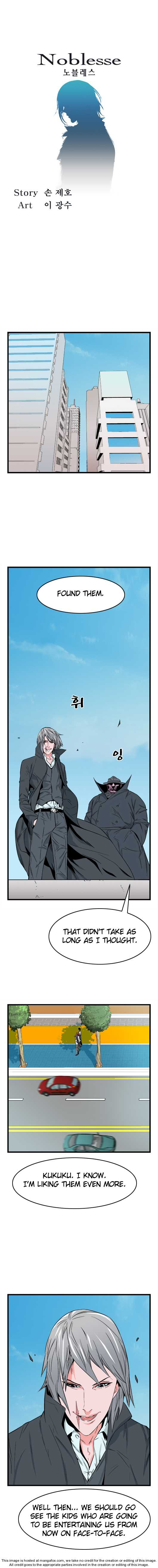 Noblesse 22 Page 1