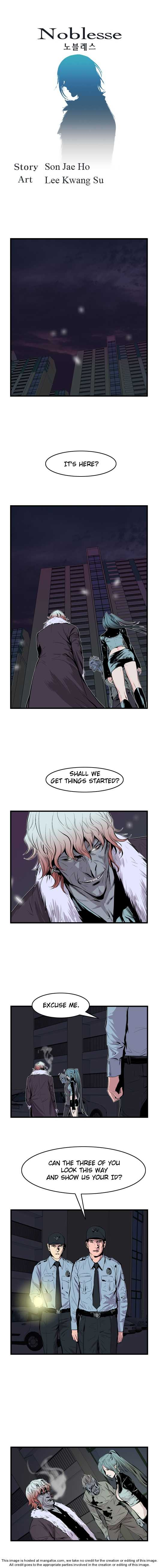 Noblesse 43 Page 1