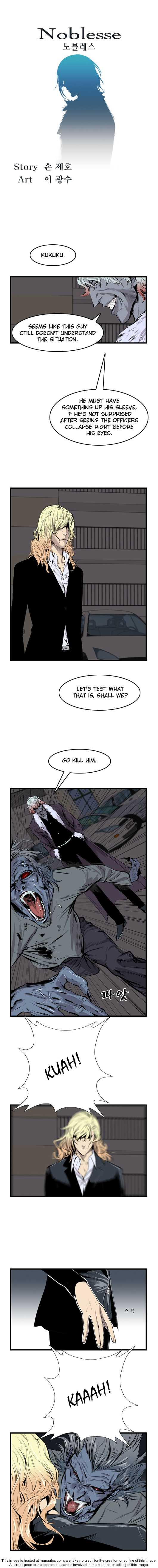 Noblesse 44 Page 1