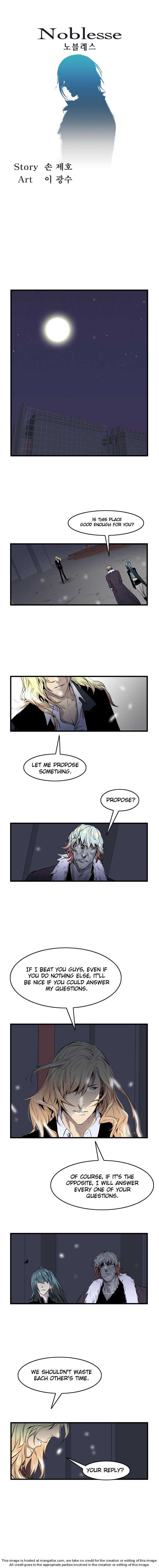 Noblesse 45 Page 1