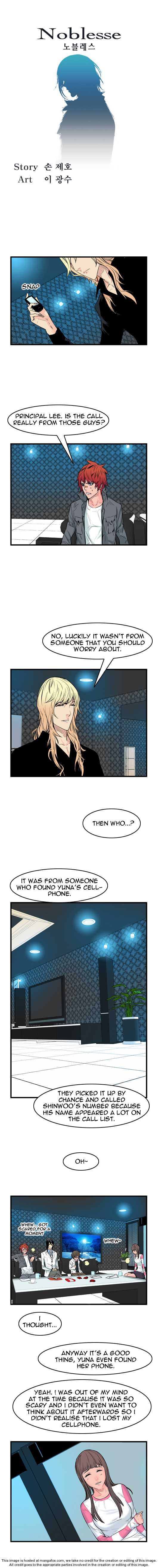 Noblesse 53 Page 1