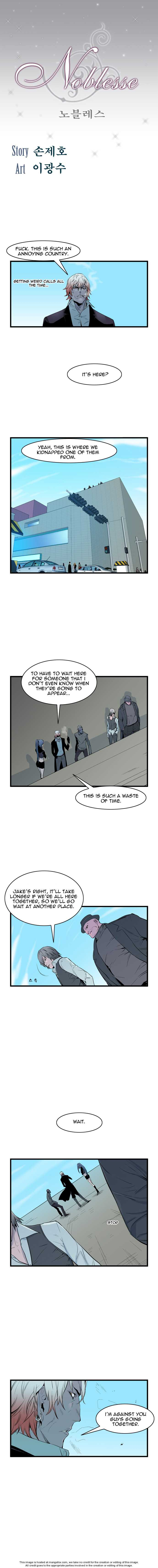 Noblesse 64 Page 1