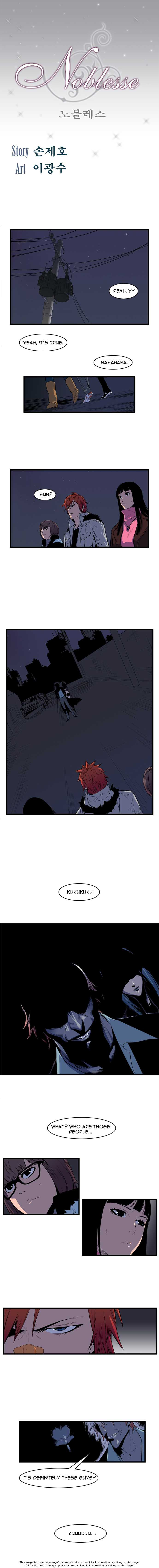 Noblesse 66 Page 1