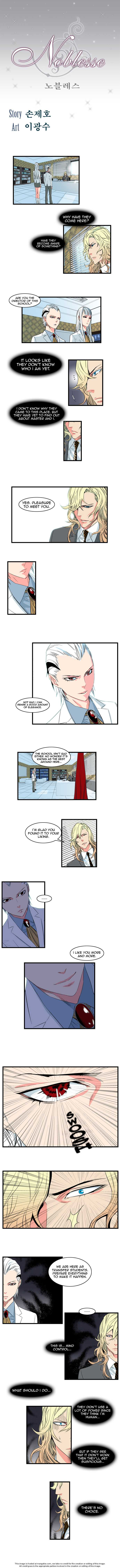 Noblesse 99 Page 1