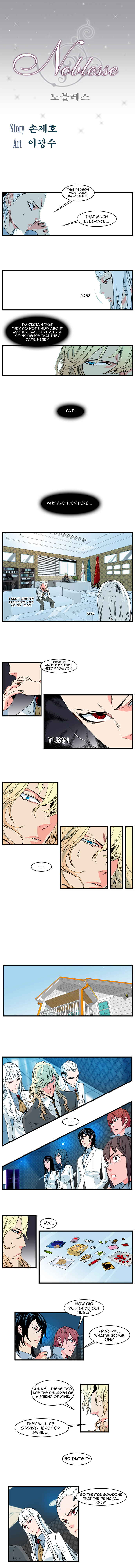 Noblesse 100 Page 1