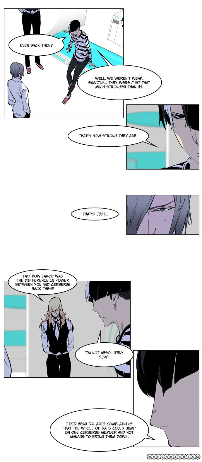 Noblesse 221 Page 4