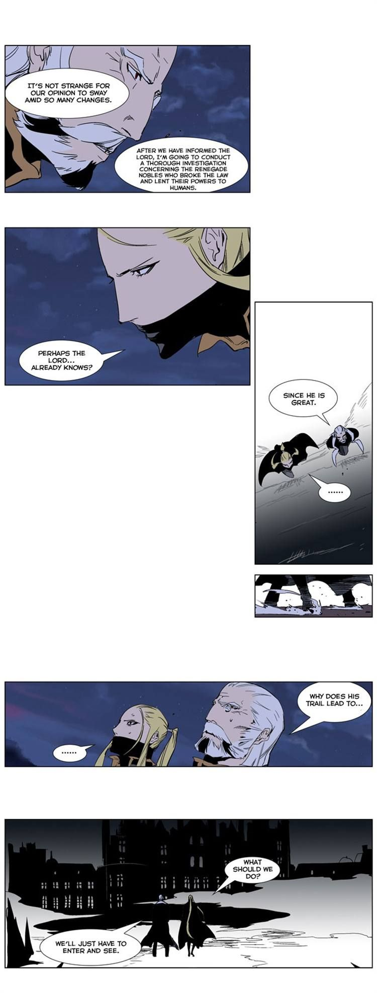 Noblesse 244 Page 3