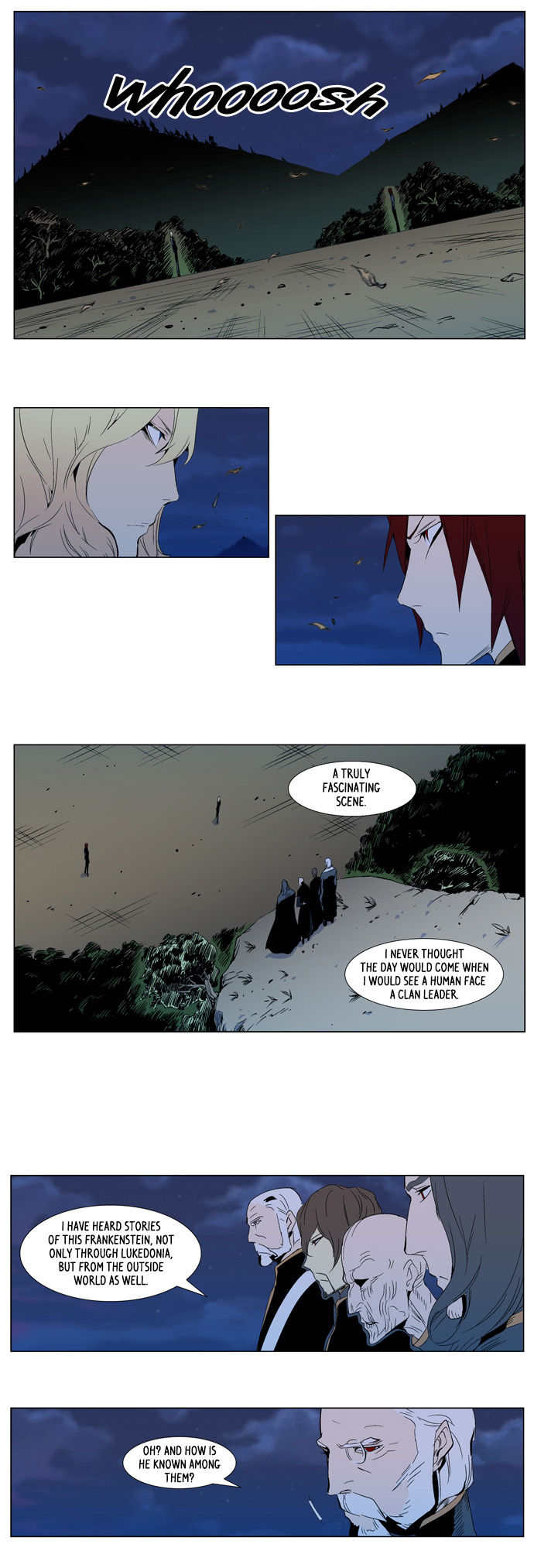Noblesse 291 Page 3