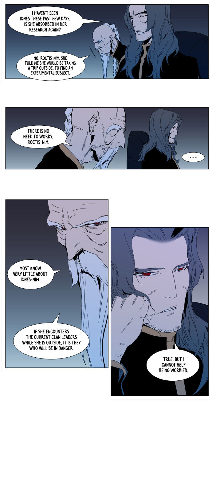 Noblesse 299 Page 3