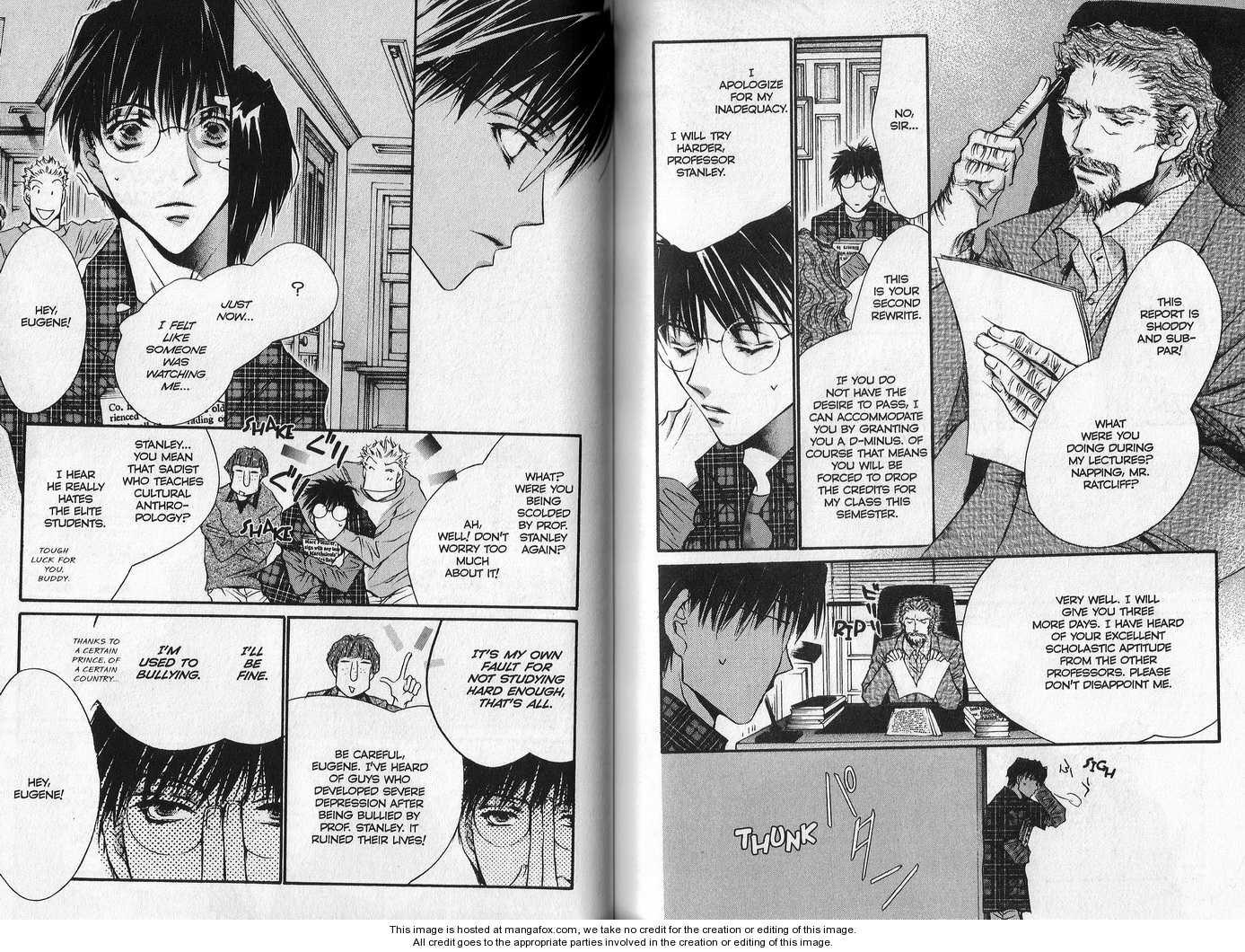Akugi Ouji 5 Page 2