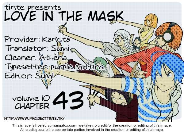 Love in the Mask 43 Page 2