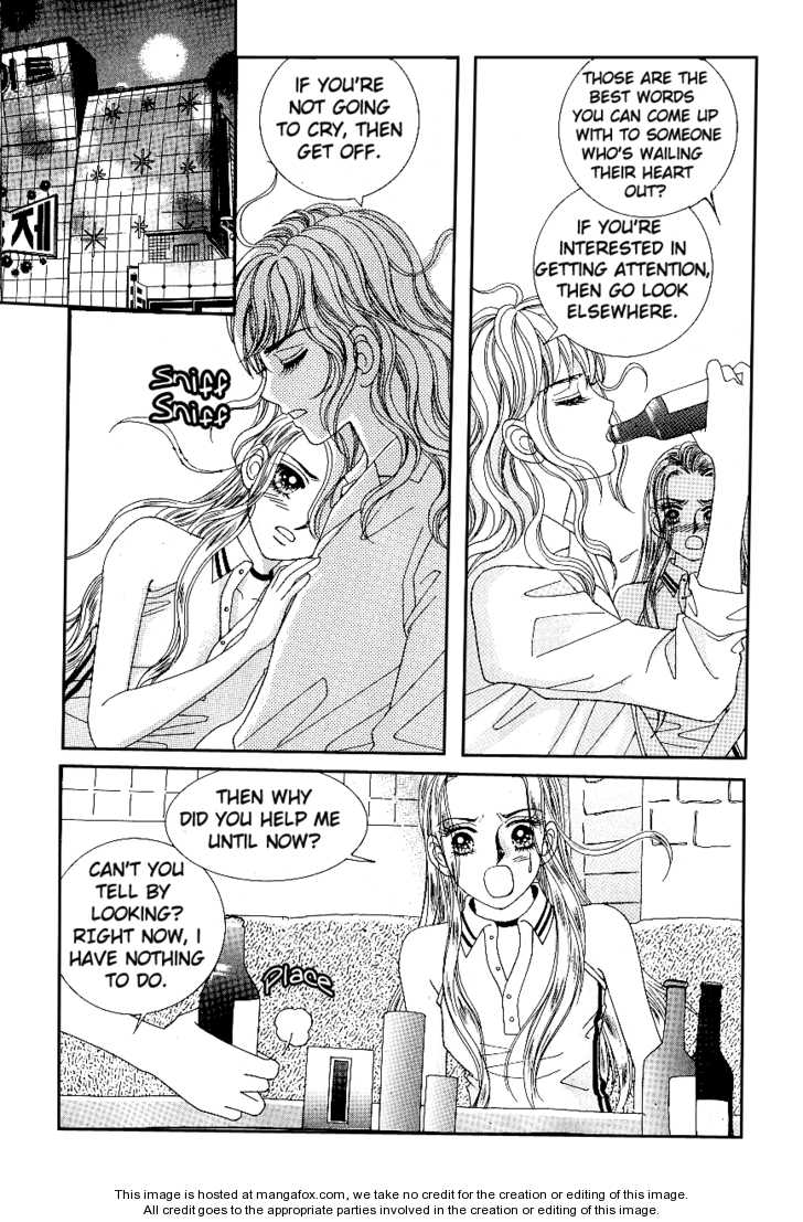 Love in the Mask 45 Page 3
