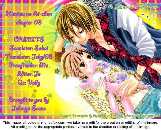 Himitsu no Ai chan 3 Page 2