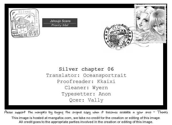 Silver (FUJITA Kazuko) 6 Page 1