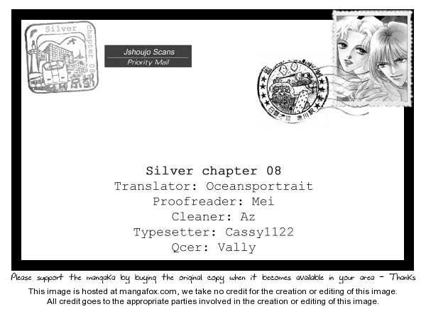 Silver (FUJITA Kazuko) 8 Page 1