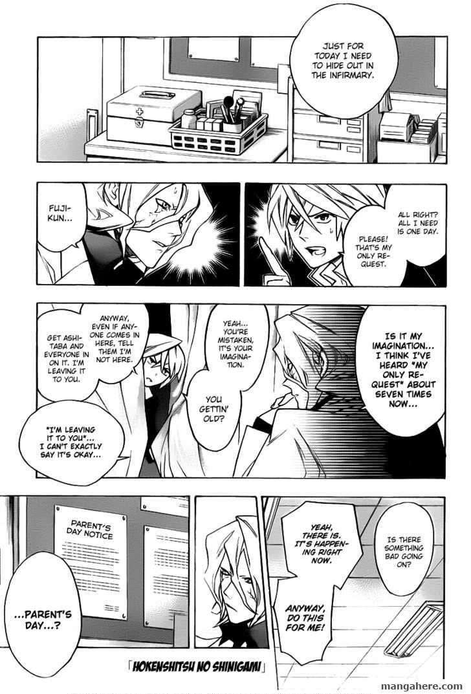 Hokenshitsu no Shinigami 25 Page 2