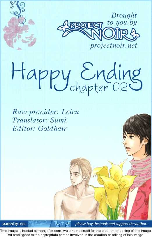 Happy Ending 2 Page 1