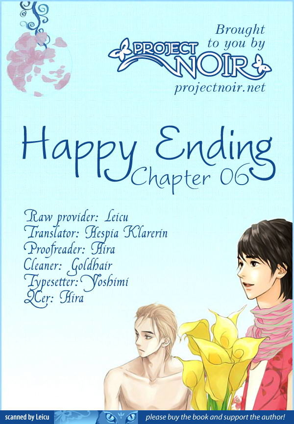 Happy Ending 6 Page 1