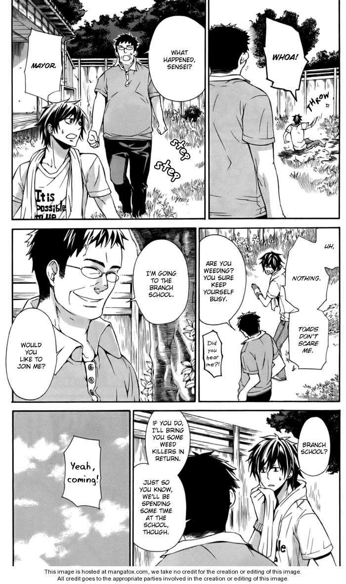 Barakamon 3 Page 4