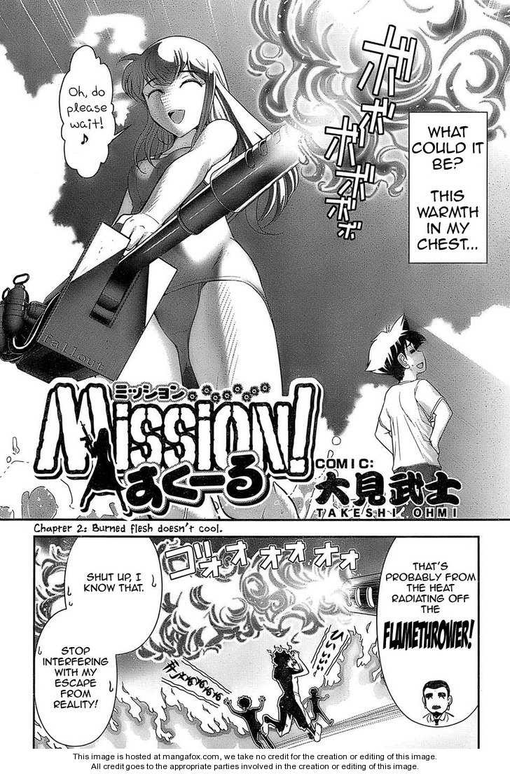 Mission! School 2 Page 2