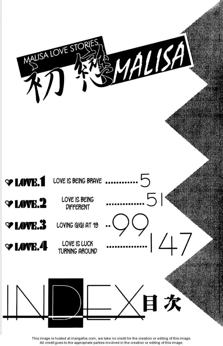 First Love Malisa 1 Page 2