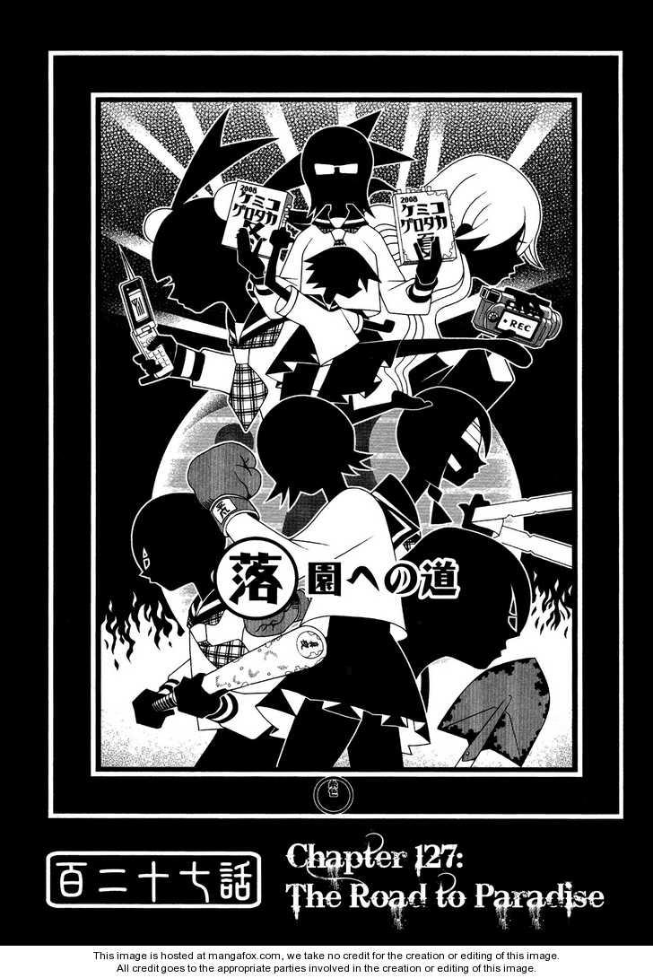 Sayonara Zetsubou Sensei 127 Page 1