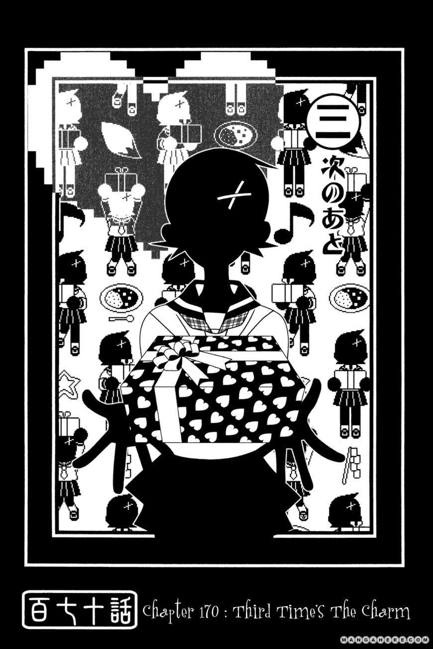 Sayonara Zetsubou Sensei 170 Page 1