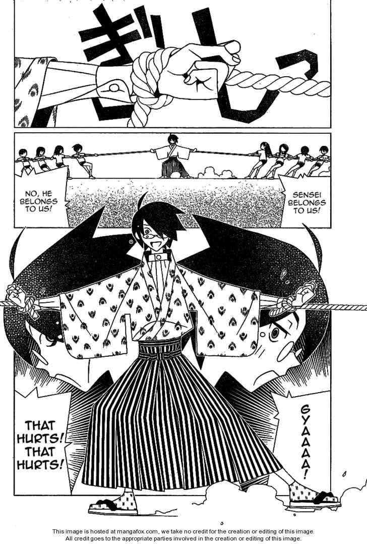 Sayonara Zetsubou Sensei 240 Page 2