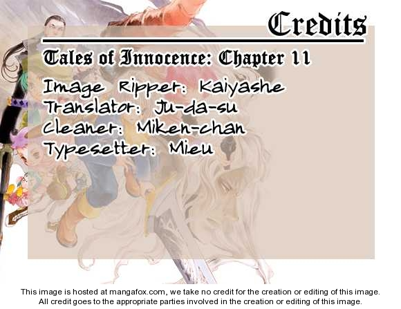 Tales of Innocence 11 Page 1