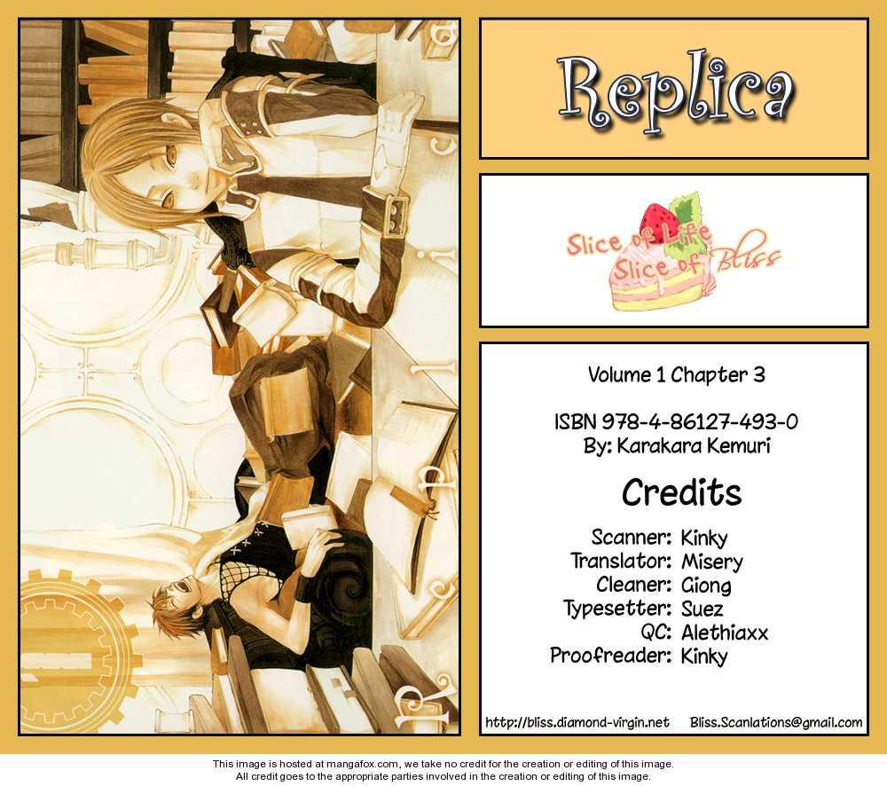 Replica 3 Page 1