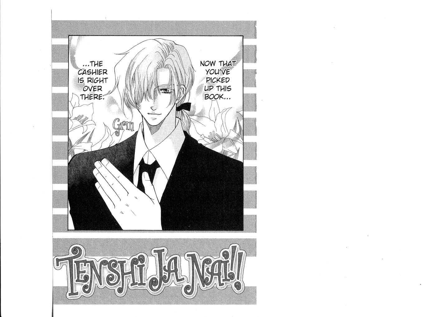 Tenshi Ja Nai! 0 Page 1