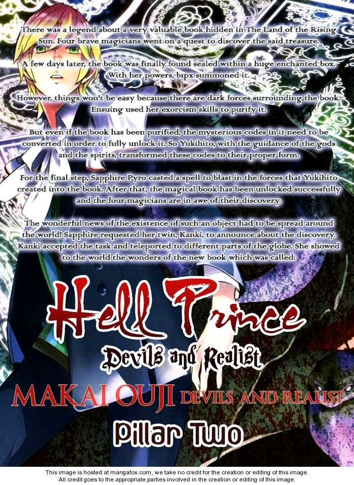 Makai Ouji: Devils and Realist 2 Page 1