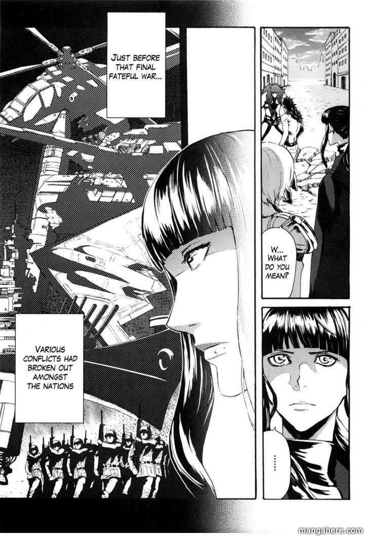Soukoku no Garou - Hokuto no Ken Rei Gaiden 29 Page 3