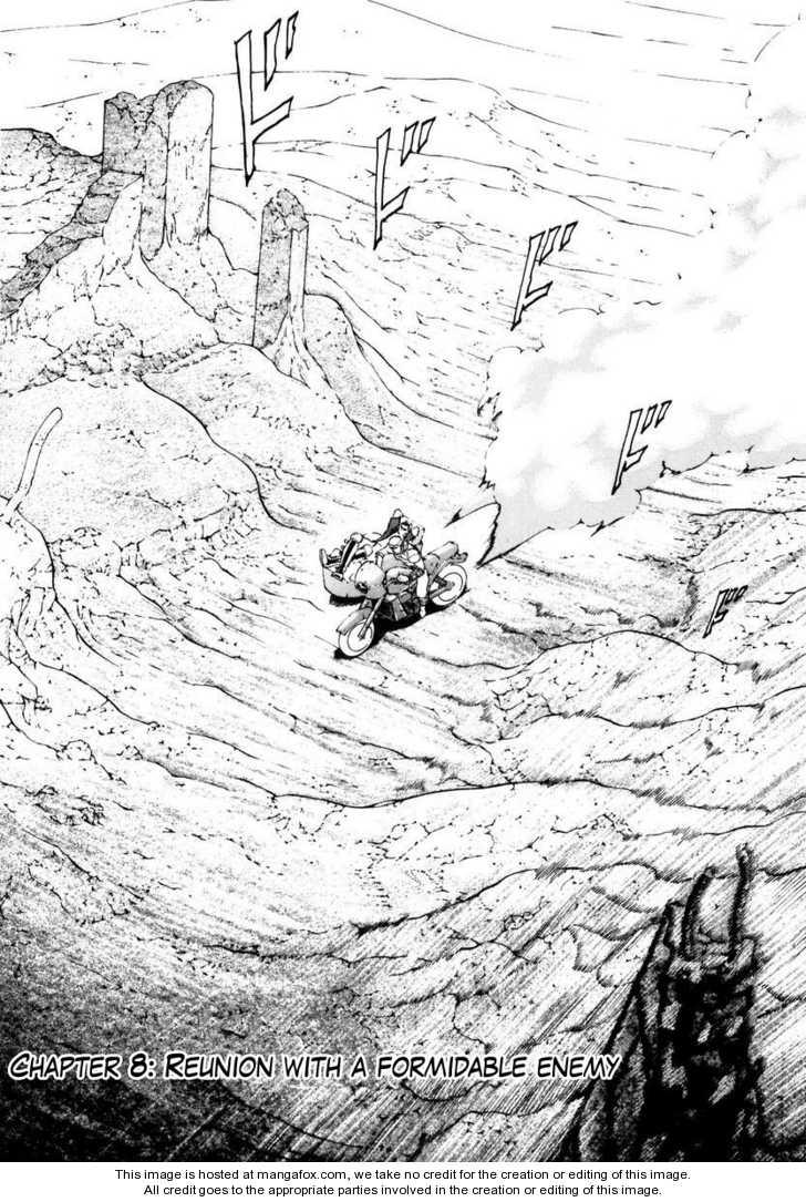 Shirogane no Seija - Hokuto no Ken Toki Gaiden 8 Page 2