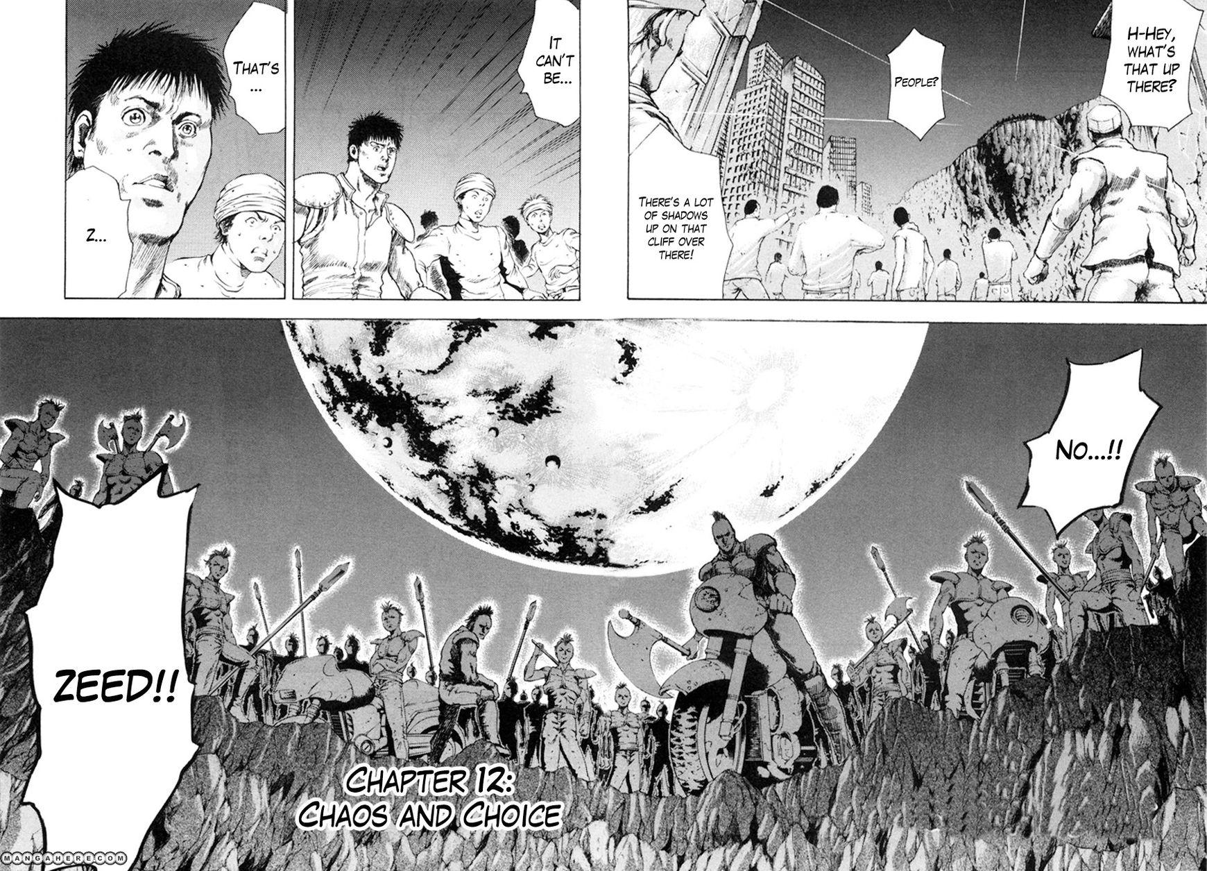 Shirogane no Seija - Hokuto no Ken Toki Gaiden 12 Page 2