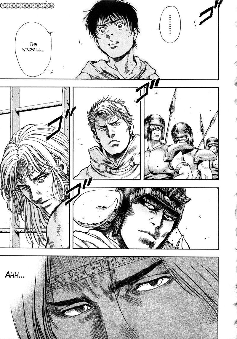 Shirogane no Seija - Hokuto no Ken Toki Gaiden 28 Page 3