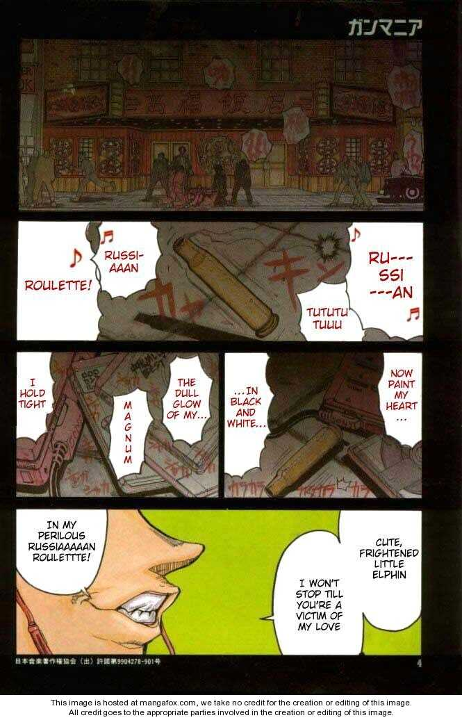 Gunmania 1 Page 2