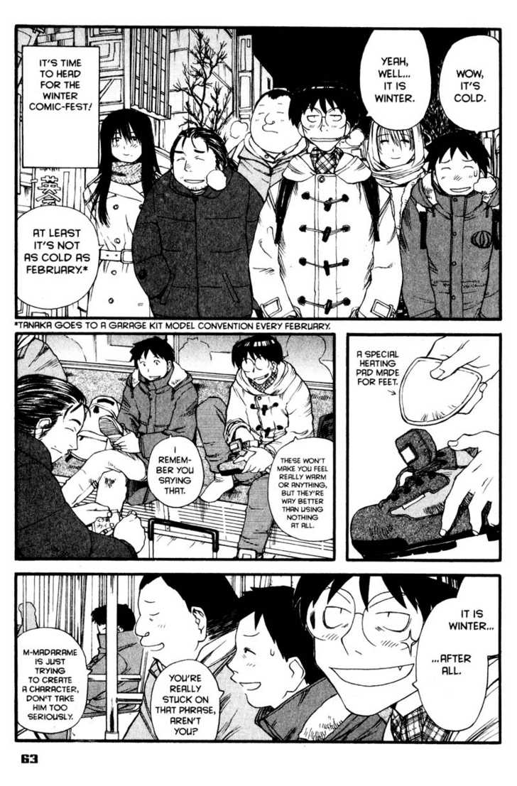 Genshiken - The Society for the Study of Modern Visual Culture 9 Page 3